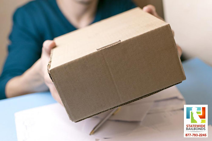 Be Cautious of Suspicious Packages