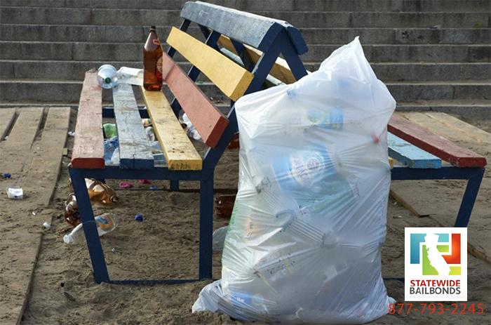 getting rid of trash