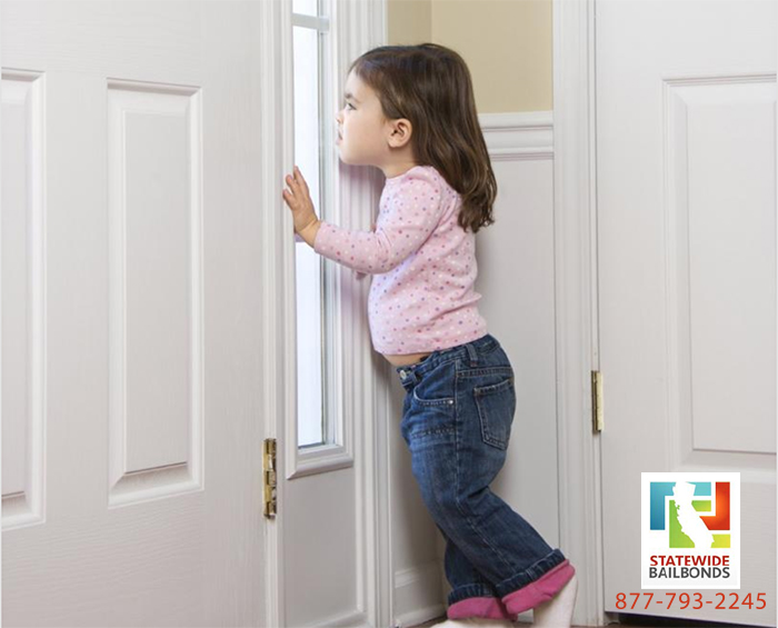 who do you open the door for