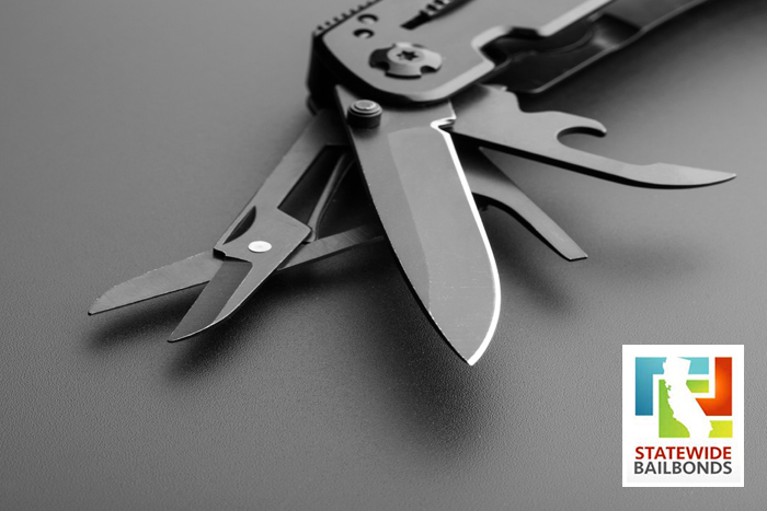 Legal Aspects of Owning and Carrying a Knife
