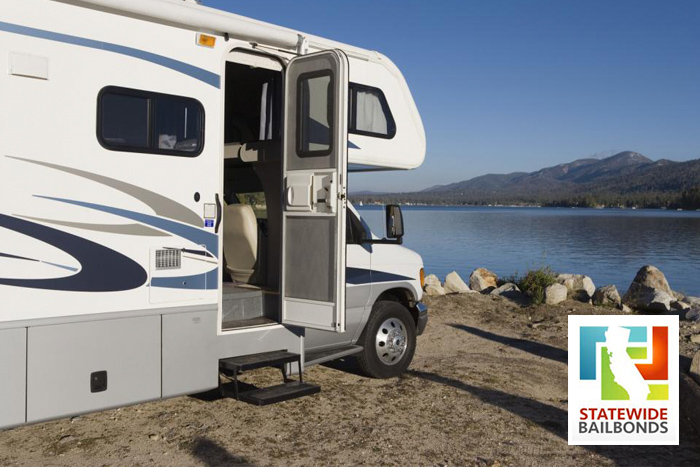 Parking your RV in California